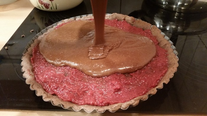 Mus czekoladowy do pieczenia