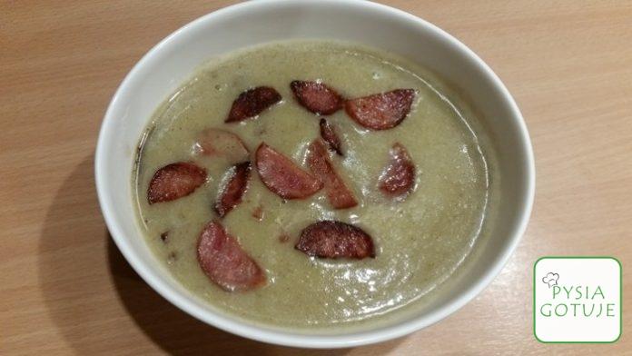 Przepis: Grochówka - Zupa grochowa