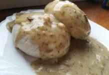 Kuchenny recykling - sos z kaczki - Przepis na pyzy