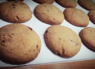 Ciasteczka z czekoladą - Sprawdzony przepis na ciastka z czekoladą