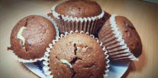 Przepis na muffinki cekoladowe z budyniem
