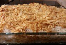 Ryż z jabłkami - Przepis na ryż zapiekany z jabłkami i cynamonem
