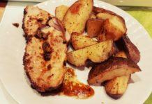 Jak zrobić pieczone ziemniaki z piekarnika?
