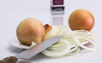 Jak nie płakać podczas krojenia cebuli