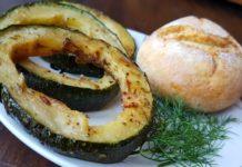 Cukinia grillowana - Przepis