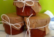 Przepis na ketchup z cukinii i ostrej papryki