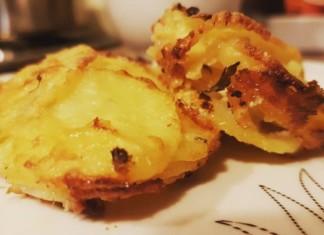 Przepis na muffiny ziemniaczane