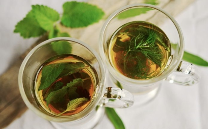Herbata z mięty