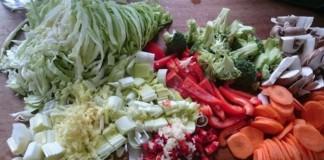 Surowe warzywa - wyzwanie, któremu warto podołać!