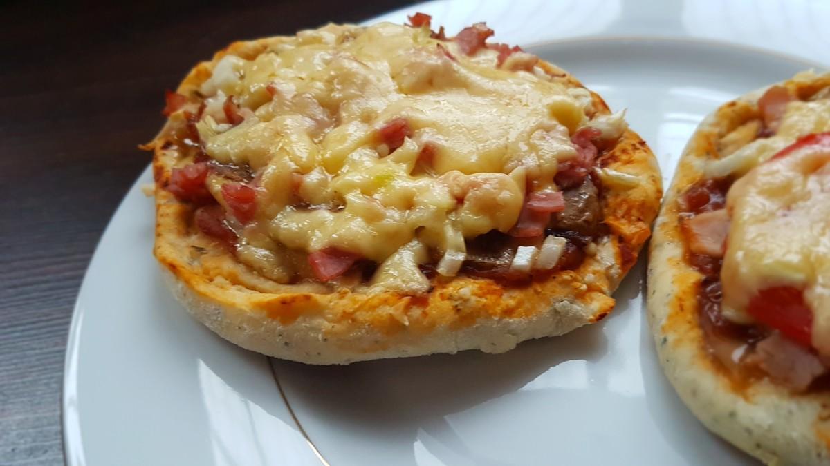 Domowa pizza (pizzerki)