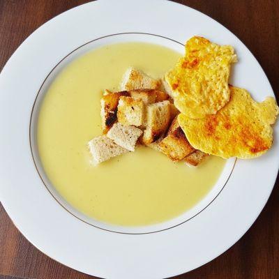 Zupa cebulowa krem przepis