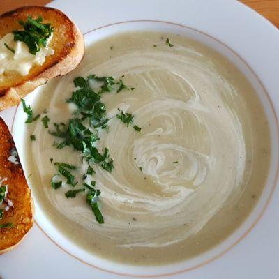 Zupa kalafiorowa krem
