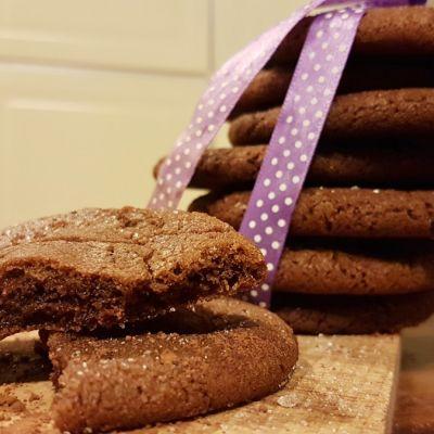 Ciasteczka czekoladowe przepis