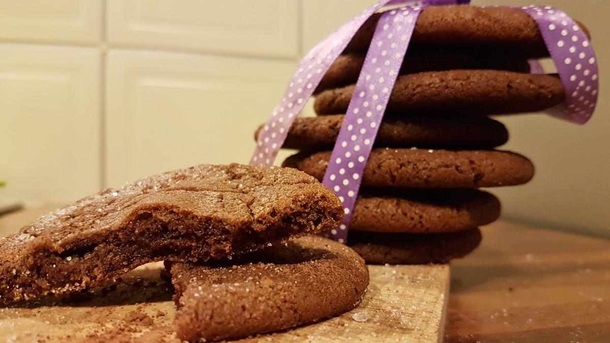 Ciasteczka czekoladowe - brownie