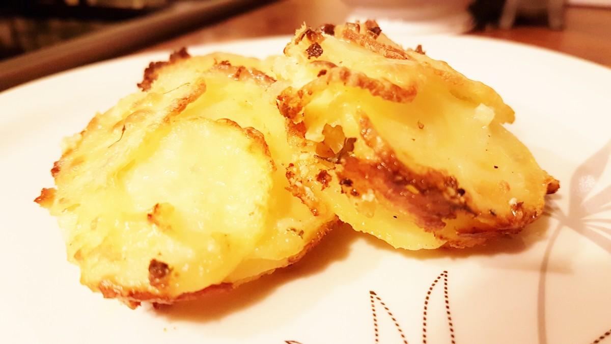 Muffiny ziemniaczane