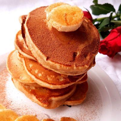 Pancakes bananowe przepis