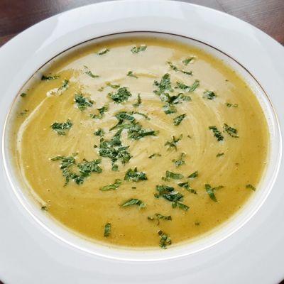 Zupa kalafiorowo-brokułowa krem przepis