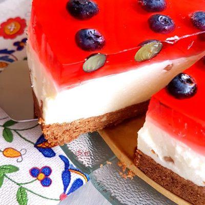 Ciasta bez pieczenia - z nutellą i sucharkami