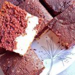 Ciasto cielaczek czyli sernik z murzynkiem