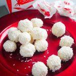Kulki Raffaello domowe kuleczki kokosowe