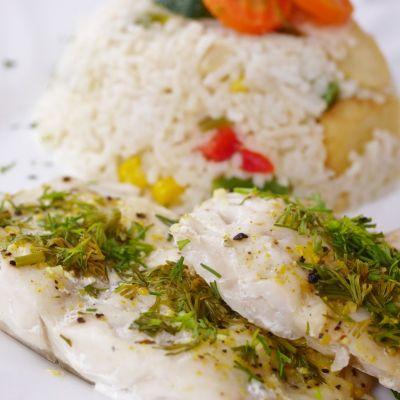 Ryba w parowarze