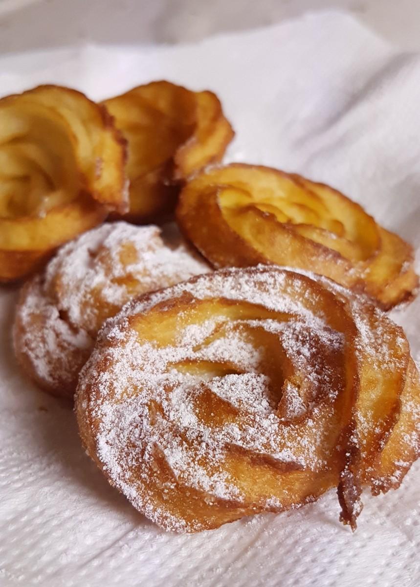 Słodkie spiralki jak gniazda poznańskie