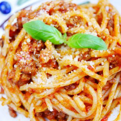 Prawdziwy przepis na spaghetti bolognese