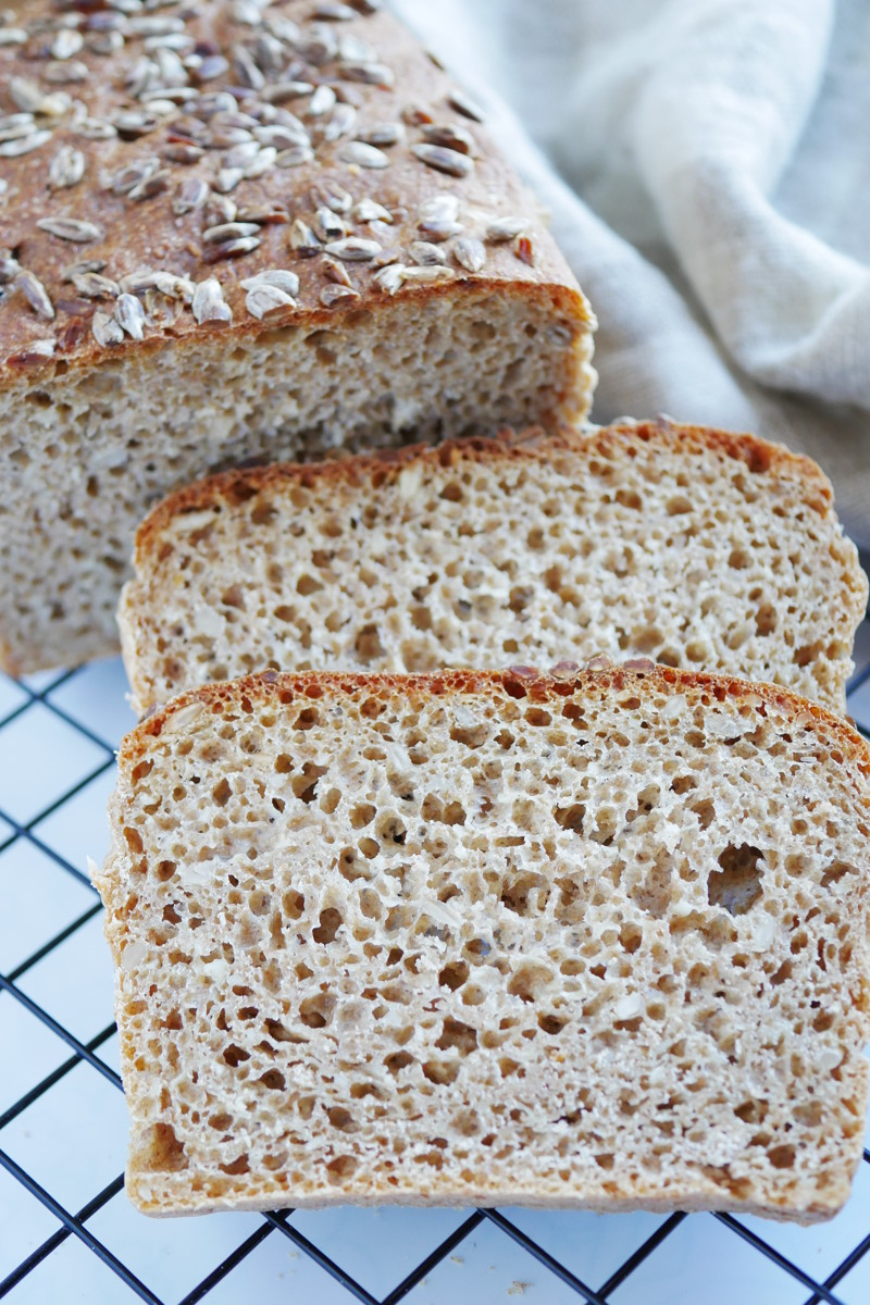 przepis na chleb orkiszowy